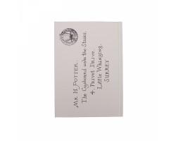 Блокнот - Письмо Гарри Поттеру