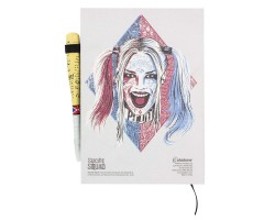Блокнот + Ручка - Харли Квинн