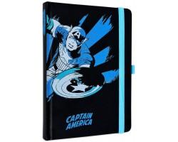 Блокнот - Капитан Америка
