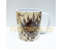 Подарочный набор Pyramid: Гарри Поттер (Harry Potter: Marauders Map)
