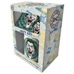 Подарочный набор DC: Джокер  (кружка, подставка, брелок)