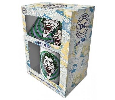 Подарочный набор Pyramid: DC: Джокер (The Joker: HaHaHa)