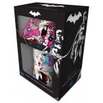 Подарочный набор DC: Харли Квинн (кружка, подставка, брелок)