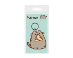 Брелок Пушин с пиццей от Pyramid