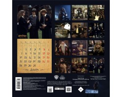Гарри Поттер. Календарь настенный на 2020 год (300х300 мм)