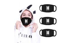 Защитные маски BTS