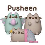 Коты Пушин