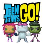 Юные титаны, вперед (Teen Titans Go)