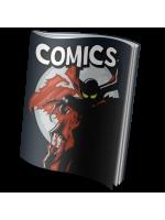 Комиксы, книги, манга