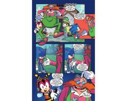 Sonic. Судьба доктора Эггмана. Комикс. Том 2