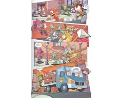 Sonic. Кризис в городе. Комикс. Том 5