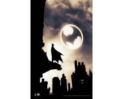 Бэтмен: Темный рыцарь – Как-то в полночь, в час угрюмый