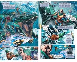 Вселенная DC. Rebirth. Аквамен. Книга 1. Погружение