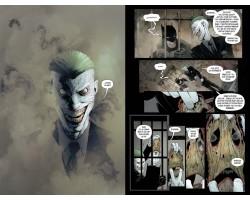 Бэтмен. Смерть семьи. Эндшпиль