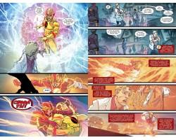 Вселенная DC. Rebirth. Флэш. Книга 1. Молния бьет дважды