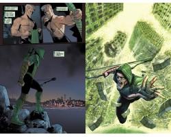 Вселенная DC Rebirth: Зеленая Стрела. Книга 1. Смерть и жизнь Оливера Квина