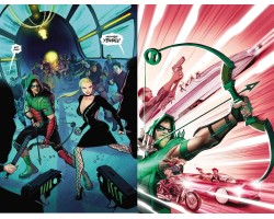Вселенная DC Rebirth: Зеленая Стрела. Книга 2. Остров шрамов