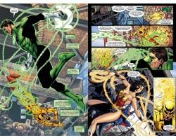 Зелёный Фонарь. Война Корпуса Синестро
