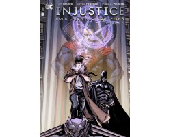 Injustice. Боги среди нас. Год третий. Книга 1