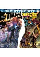 Вселенная DC. Rebirth. Титаны №10; Красный Колпак и Изгои №5-6