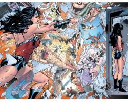 Вселенная DC. Rebirth. Чудо-Женщина. Книга 1. Ложь