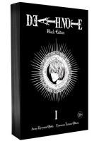 Тетрадь смерти. Death Note. Black Edition. Книга 1