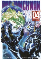 One-Punch Man. Книга 4