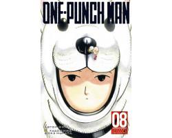 One-Punch Man. Книга 8