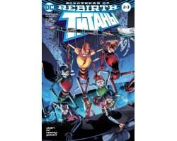 Вселенная DC. Rebirth. Титаны№ 2-3; Красный Колпак и Изгои №1