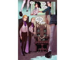 Экслибриум — Том 2: Костяной дом