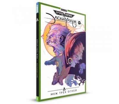 Экслибриум - Книга 3: Меж трёх огней