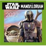 Мандалорец. Малыш Грогу. Календарь настенный на 2022 год