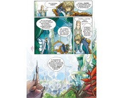 W.I.T.C.H. Часть 1. Двенадцать порталов. Том 3