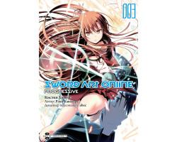 Sword Art Online: Progressive. Том 3 (манга)
