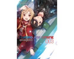 Sword Art Online Progressive. Том 3 (Ранобэ)
