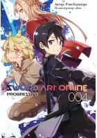 Sword Art Online Progressive. Том 4 (Ранобэ)
