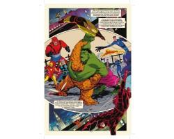 История вселенной Marvel - 3