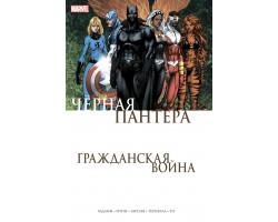 Черная пантера. Гражданская война