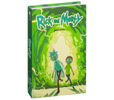 Рик и Морти. Книга 1