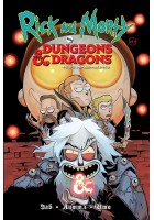 Рик и Морти против Dungeons & Dragons. Часть II. Заброшенные дайсы