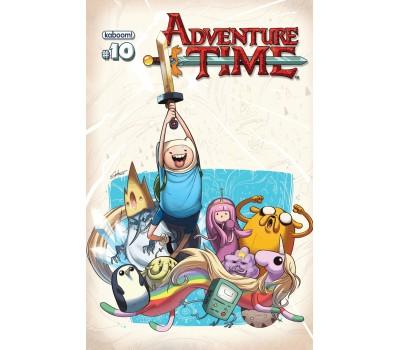 Adventure Time / Время приключений. Книга 3