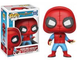 Человек-паук в самодельном костюме из вселенной Marvel