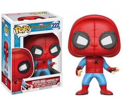 Человек-паук (Spider man) в самодельном костюме из вселенной Marvel