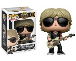 Дафф Маккаган из группы Guns N Roses