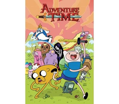 Adventure Time / Время приключений. Книга 2