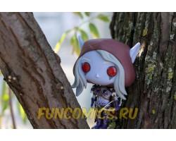 Сильвана из игры WarCraft
