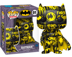 Бэтмен из серии Artist Series (в протекторе)