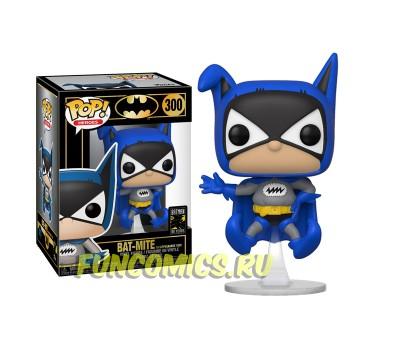 Бэт-Майт из комиксов DC
