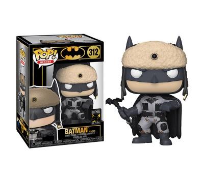 Бэтмен Красный сын из комиксов DC