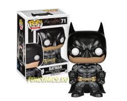 Бэтмен из игры Бэтмен: Лечебница Аркхэм